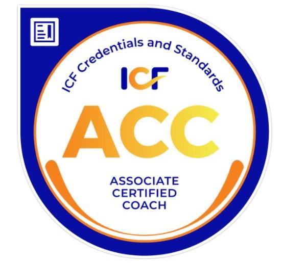 Coach Certifié ACC par ICF